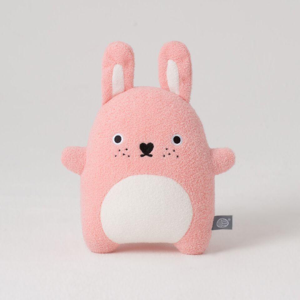 Ricecarrot Plush Toy Pink