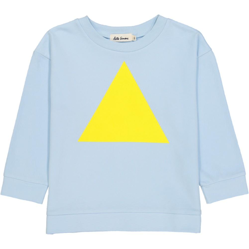 Sweater Athen Cordalys blue