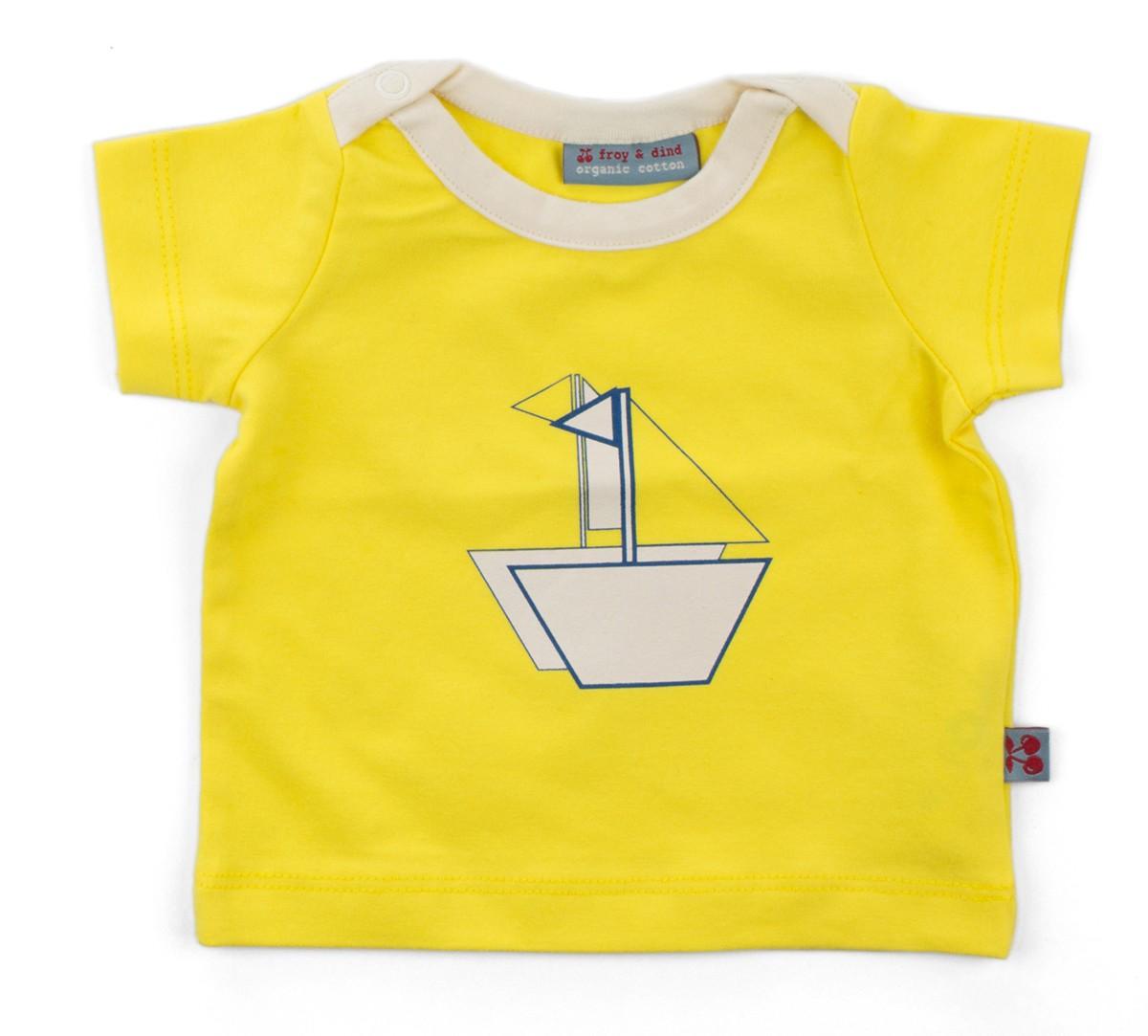 Tito boat t-shirt