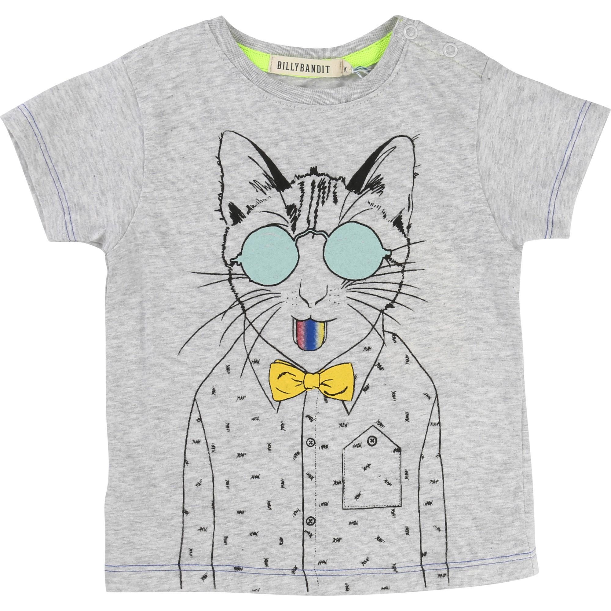T-shirt Party Cat