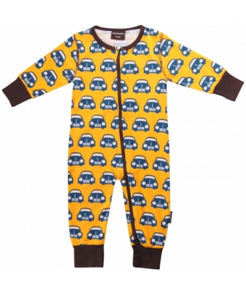 Jumpsuit retro auto