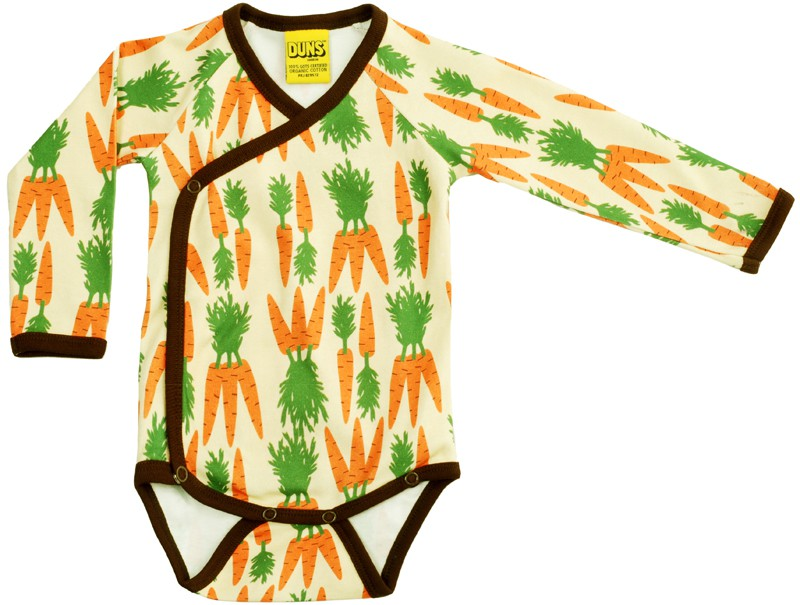Kimono body Carrots