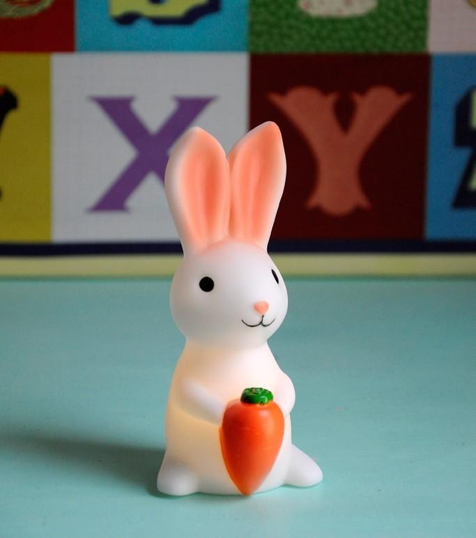 Hungry bunny lampje