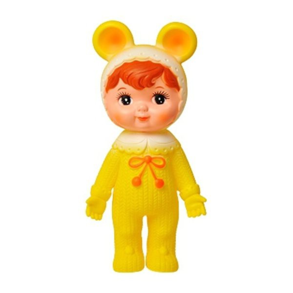 Woodland Doll Yellow Sister