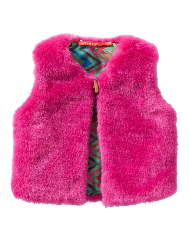 Cafur Body Warmer Pink