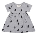 Dress animal grey