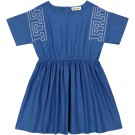 Thao dress Greek blauw