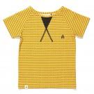 Gate T-shirt geel