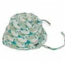 Summer hat swans