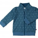 Baby Jacket zig zag sweater