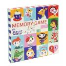 Memory Game 72 stks