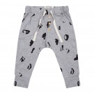Pants animal grey