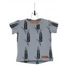 T-Shirt black grain