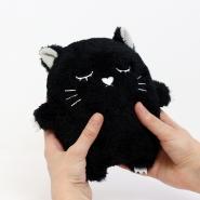 Ricemomo Plush Toy Black