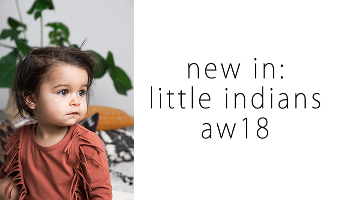 Little Indians AW18