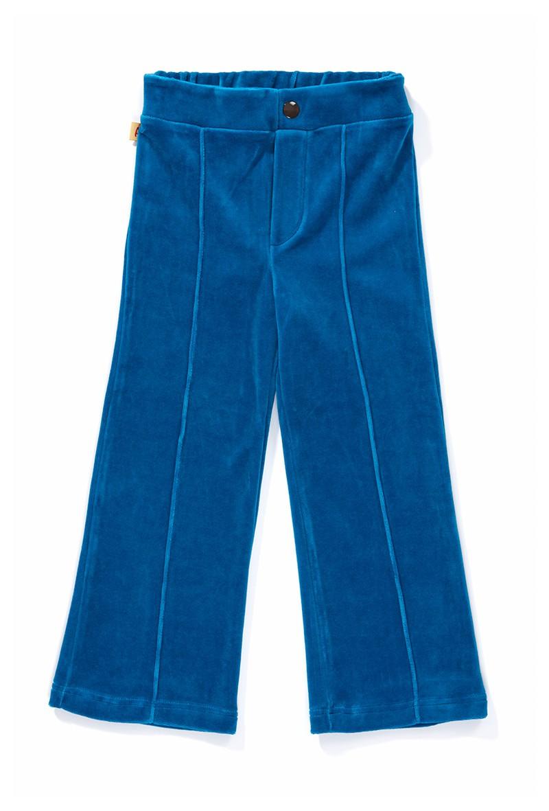 Denete slim pants blauw
