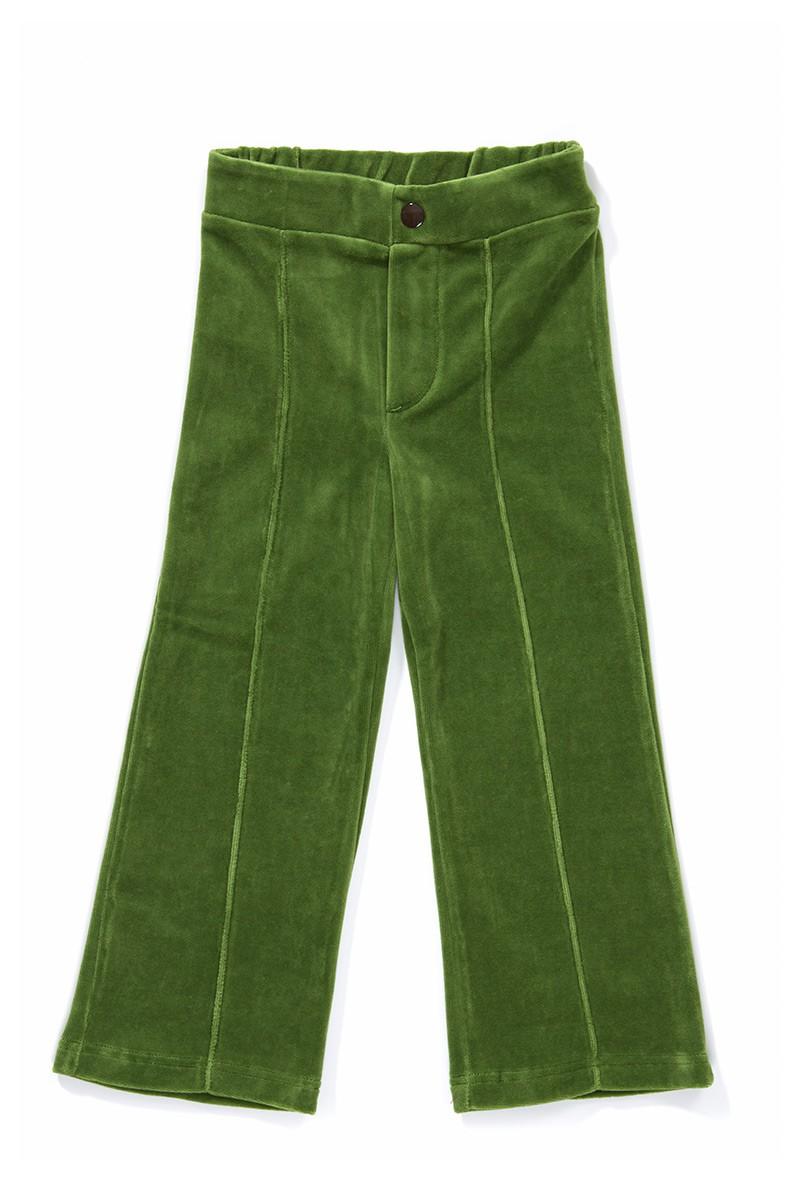 Denete slim pants groen