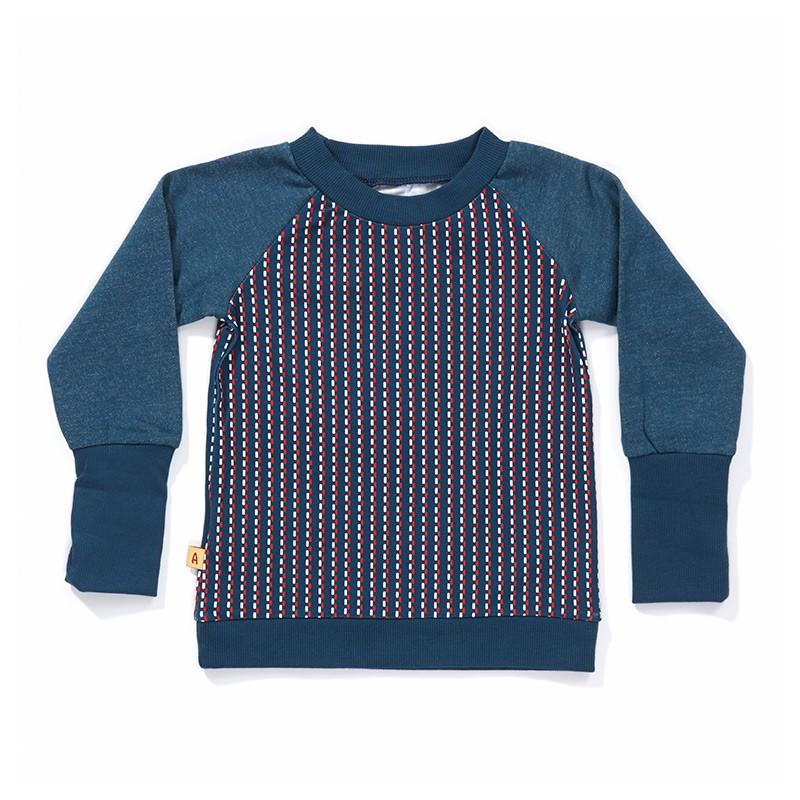 Pullover Dante blauw
