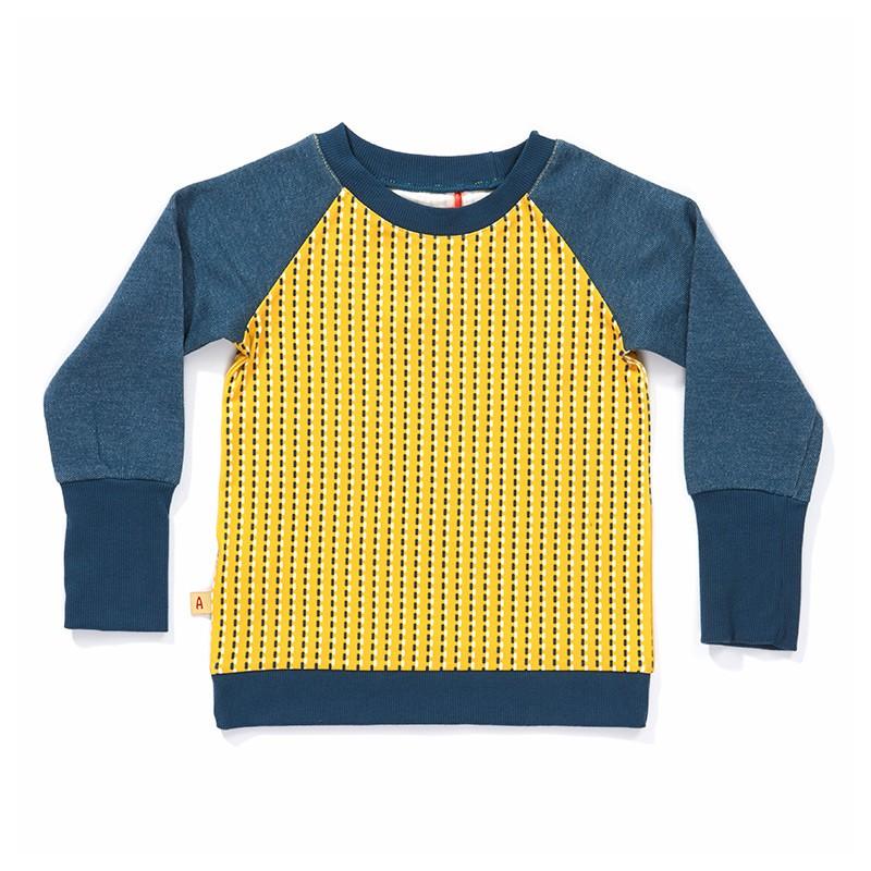 Pullover Dante geel
