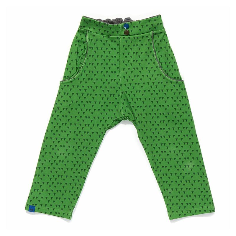 Eune Pants groen
