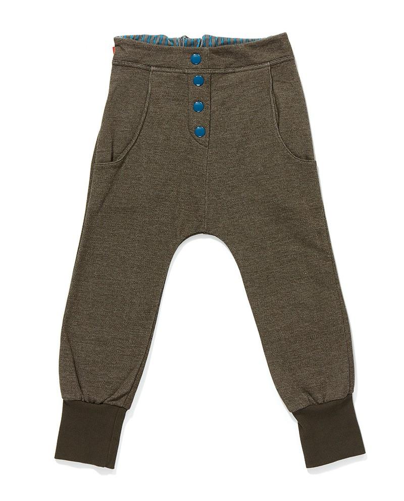 Fai button pants bruin