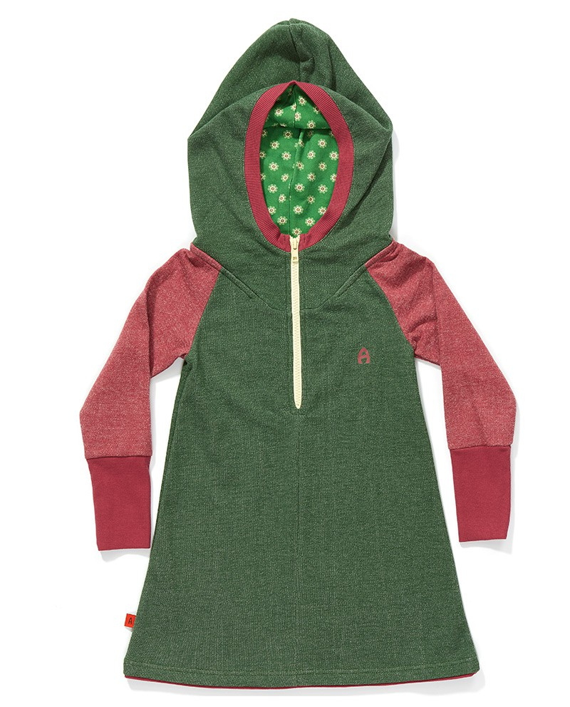 Fami dress groen