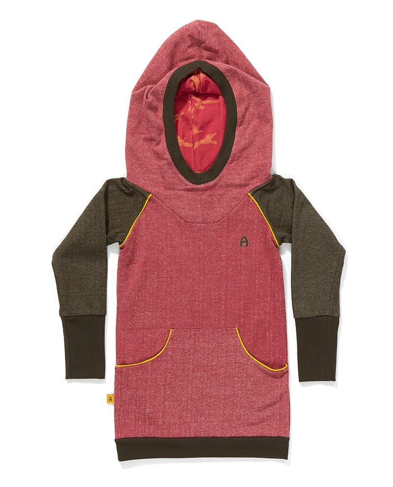 Fedna hood dress