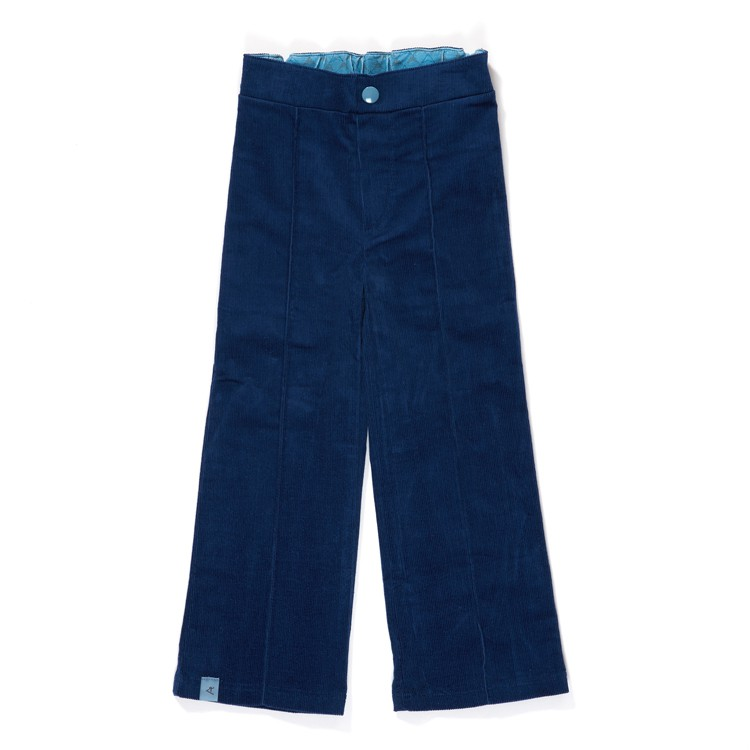 Hecco Box Pants Blue