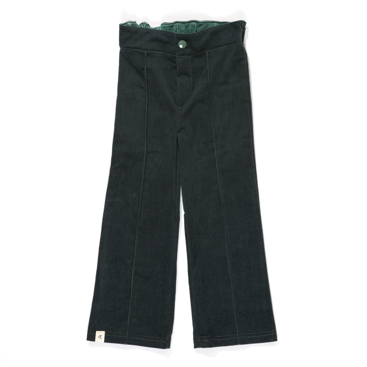 Hecco Box Pants Green