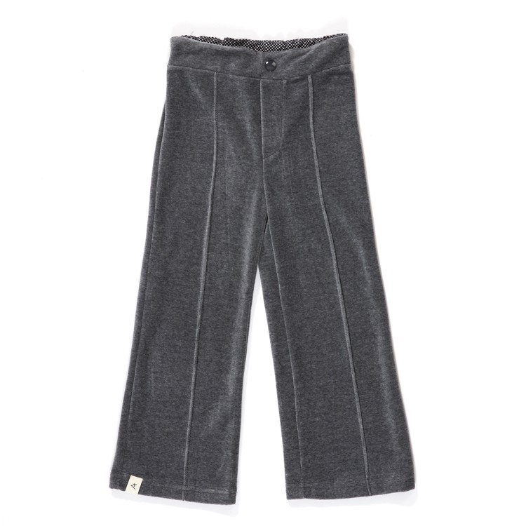 Hecco Box Pants Grey