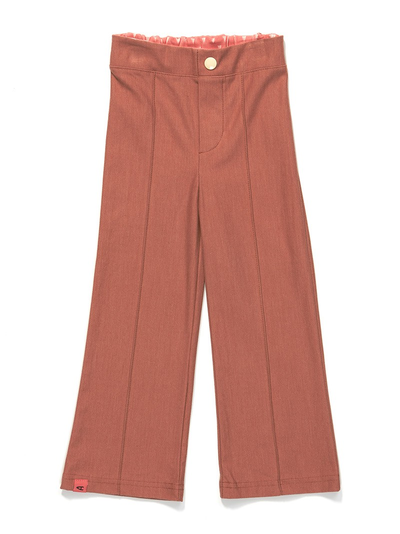 Gecco box pants rose