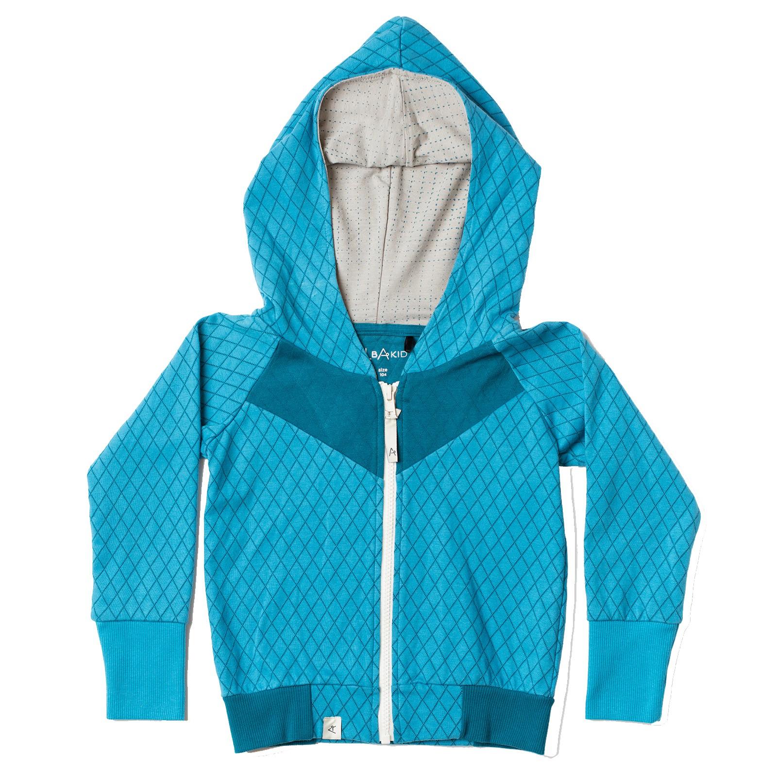 Haldor zipper hoodie