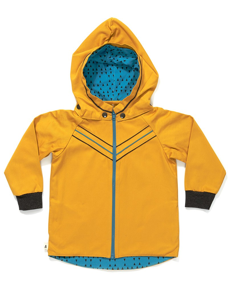 Gonye Jacket geel