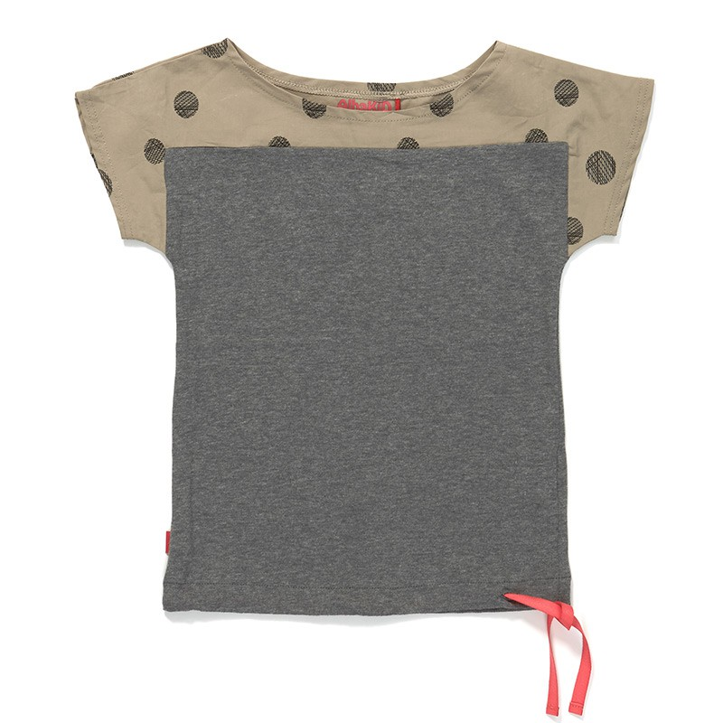 Gasia shirt grey