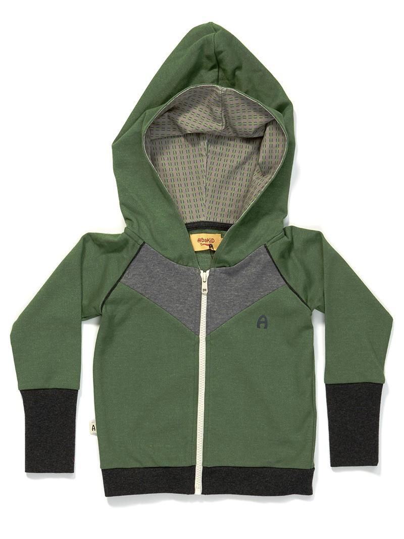 Gustav zipper hoodie