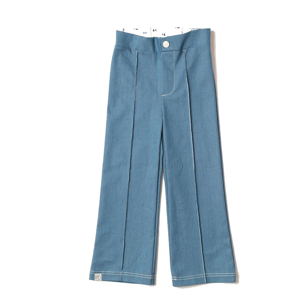 Hecco pants Real Teal