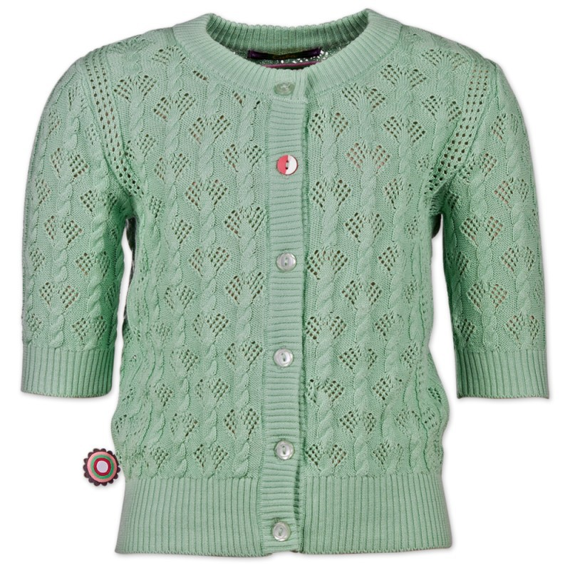 The green fog Cardigan