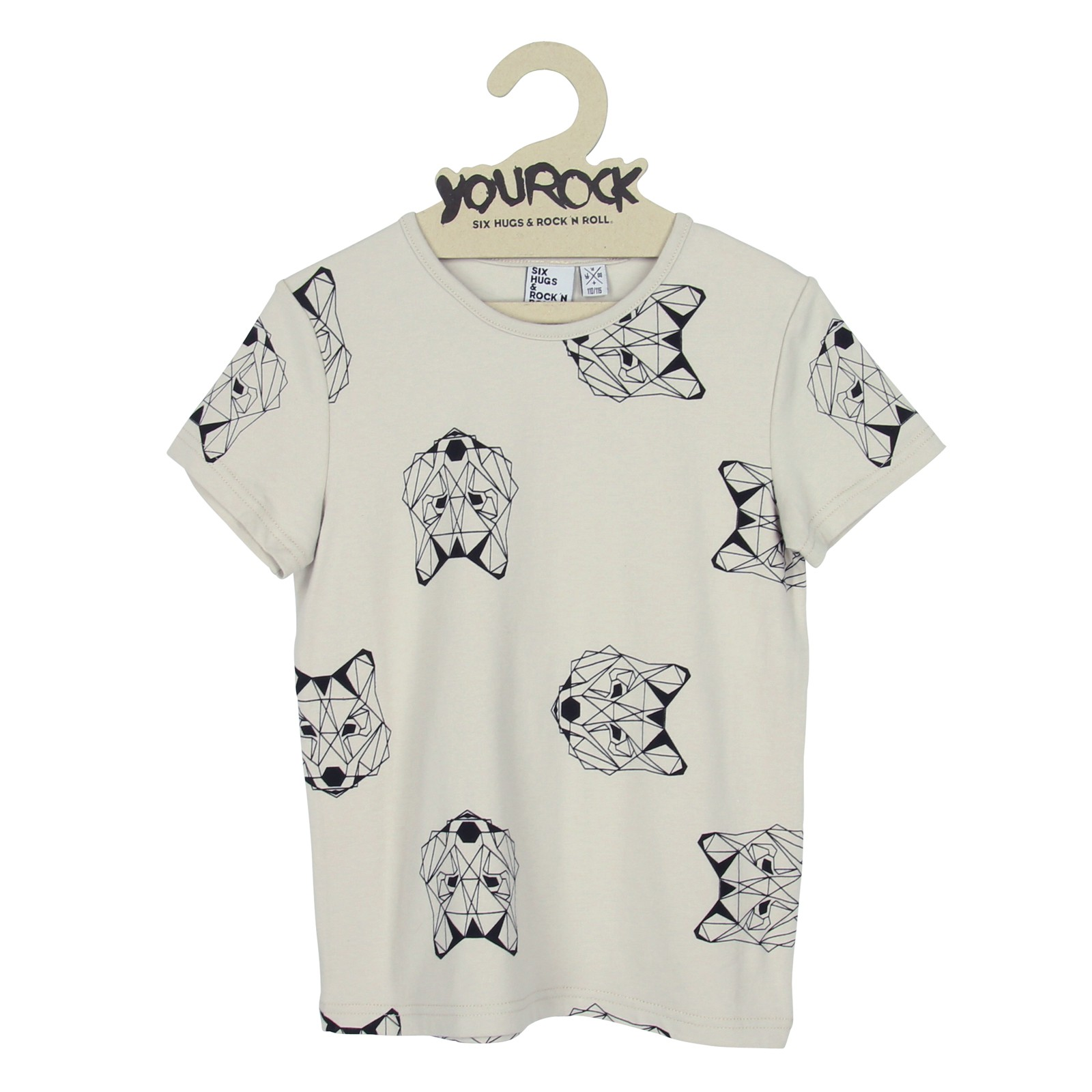 T-shirt Wolfpack offW