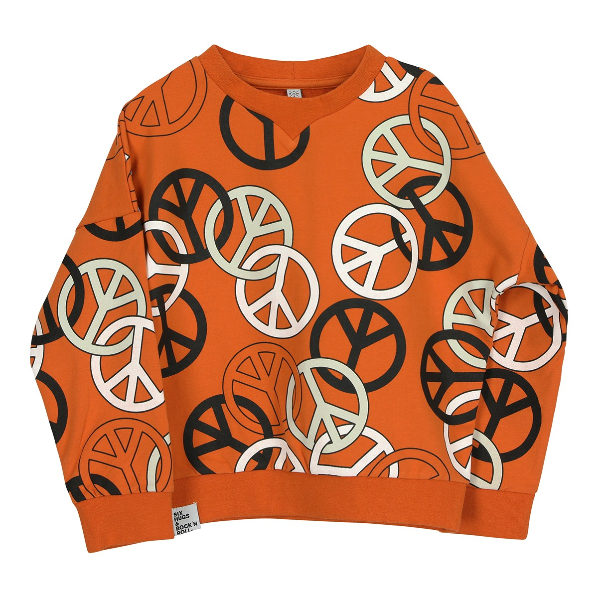 Sweater Peace signs