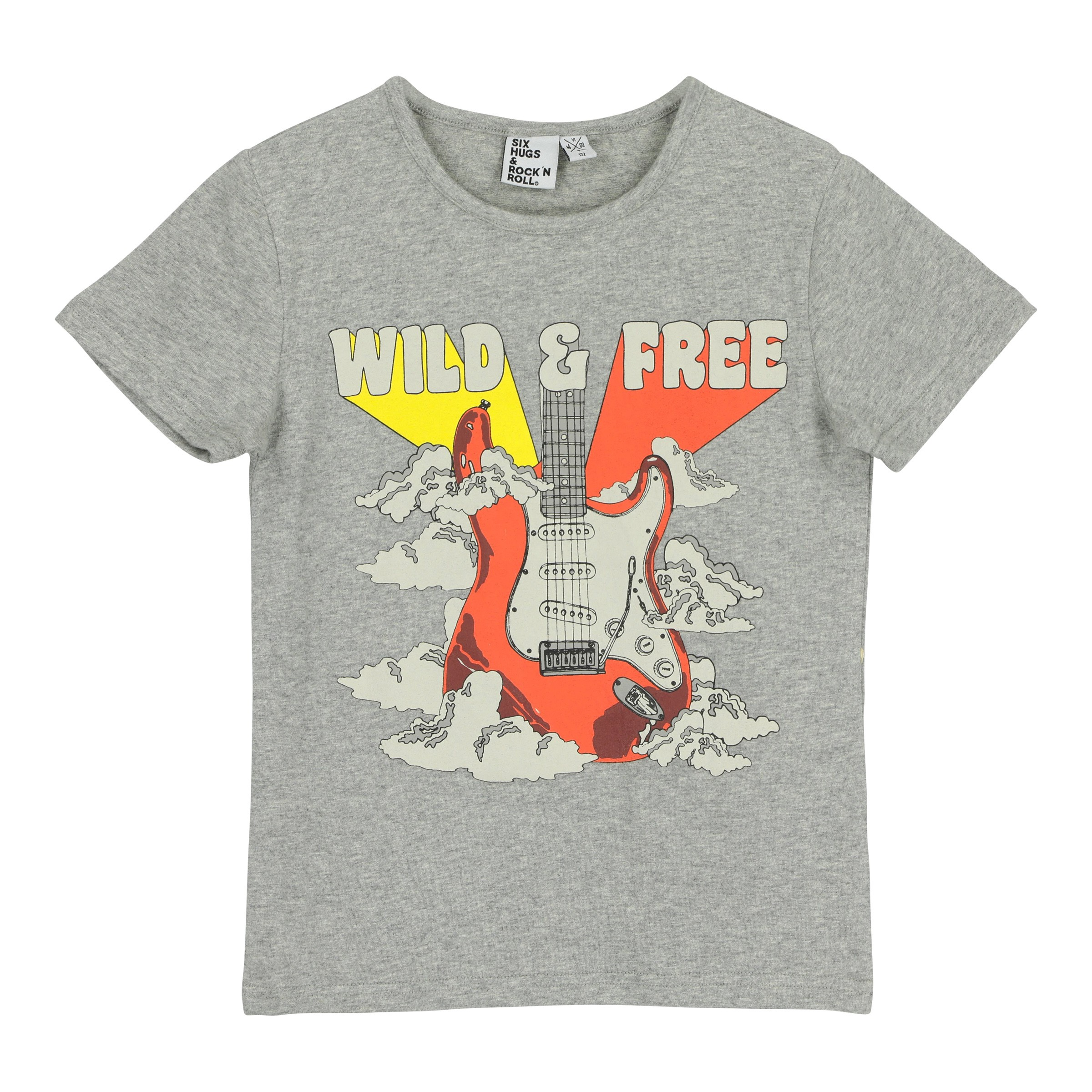 T-shirt wild&free