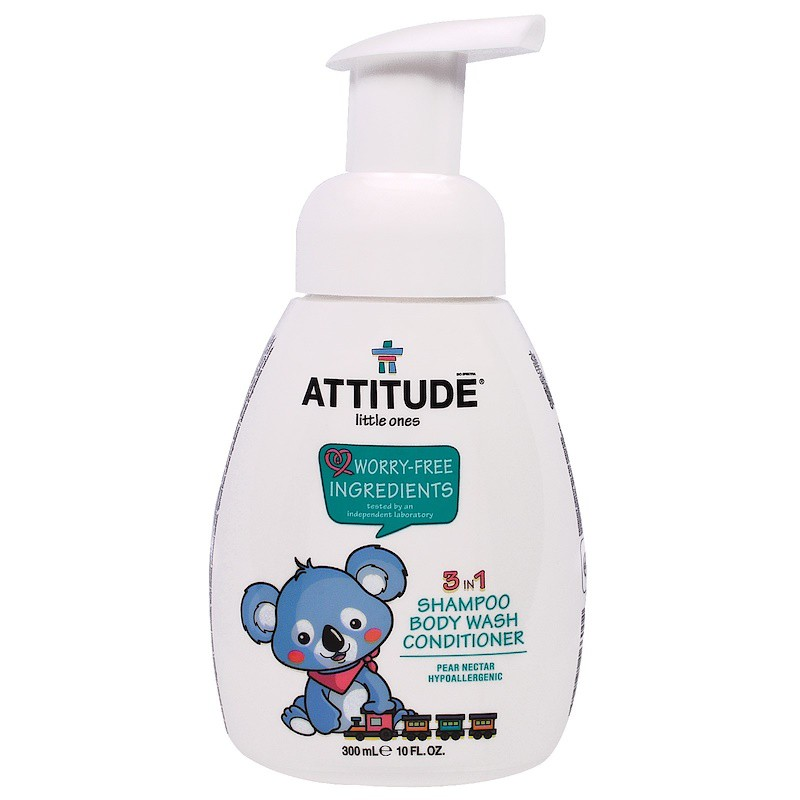 Little Ones - 3-in-1 Shampoo/Bodywash/Conditioner