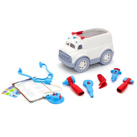 Ambulance en doktersset