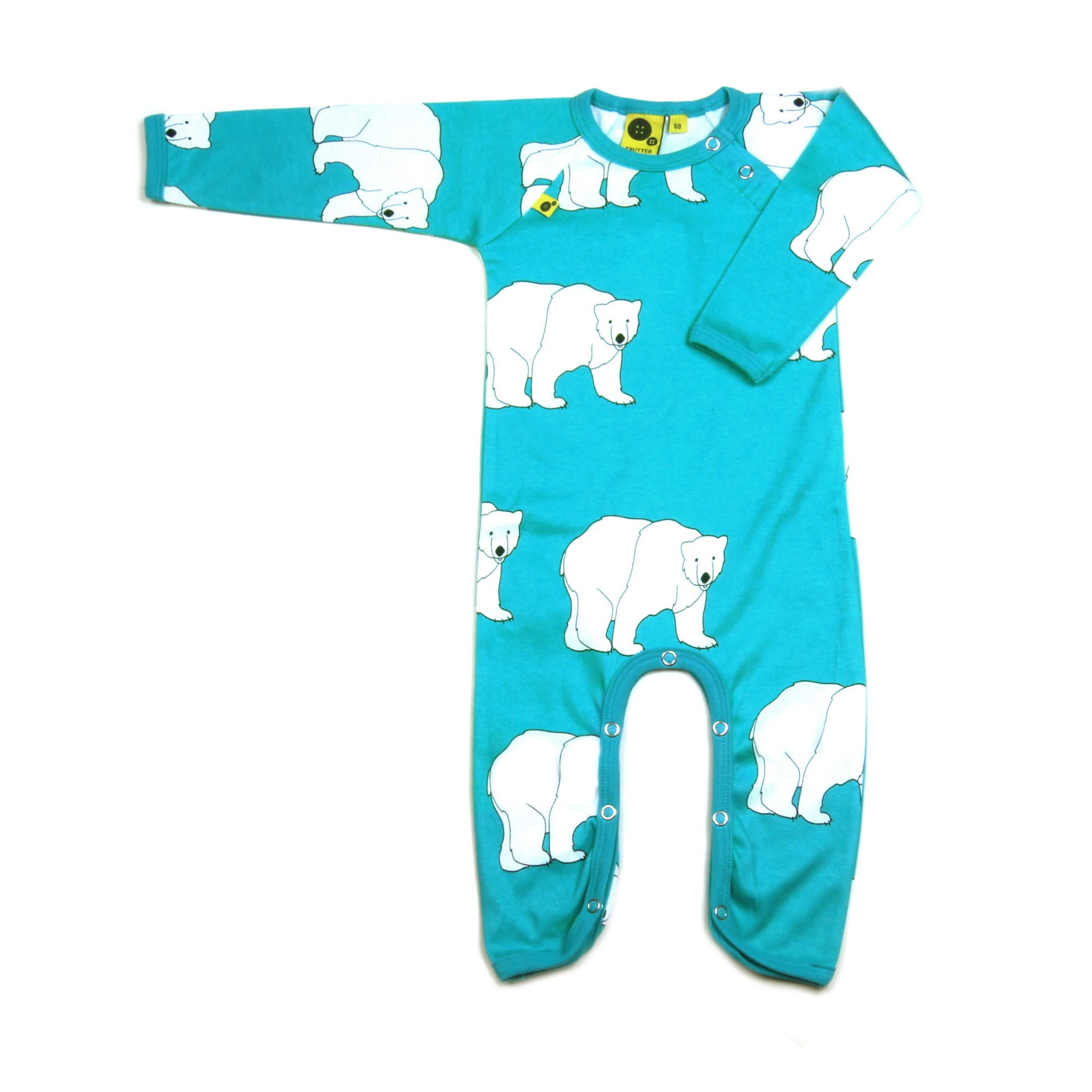 Jumpsuit polar bear