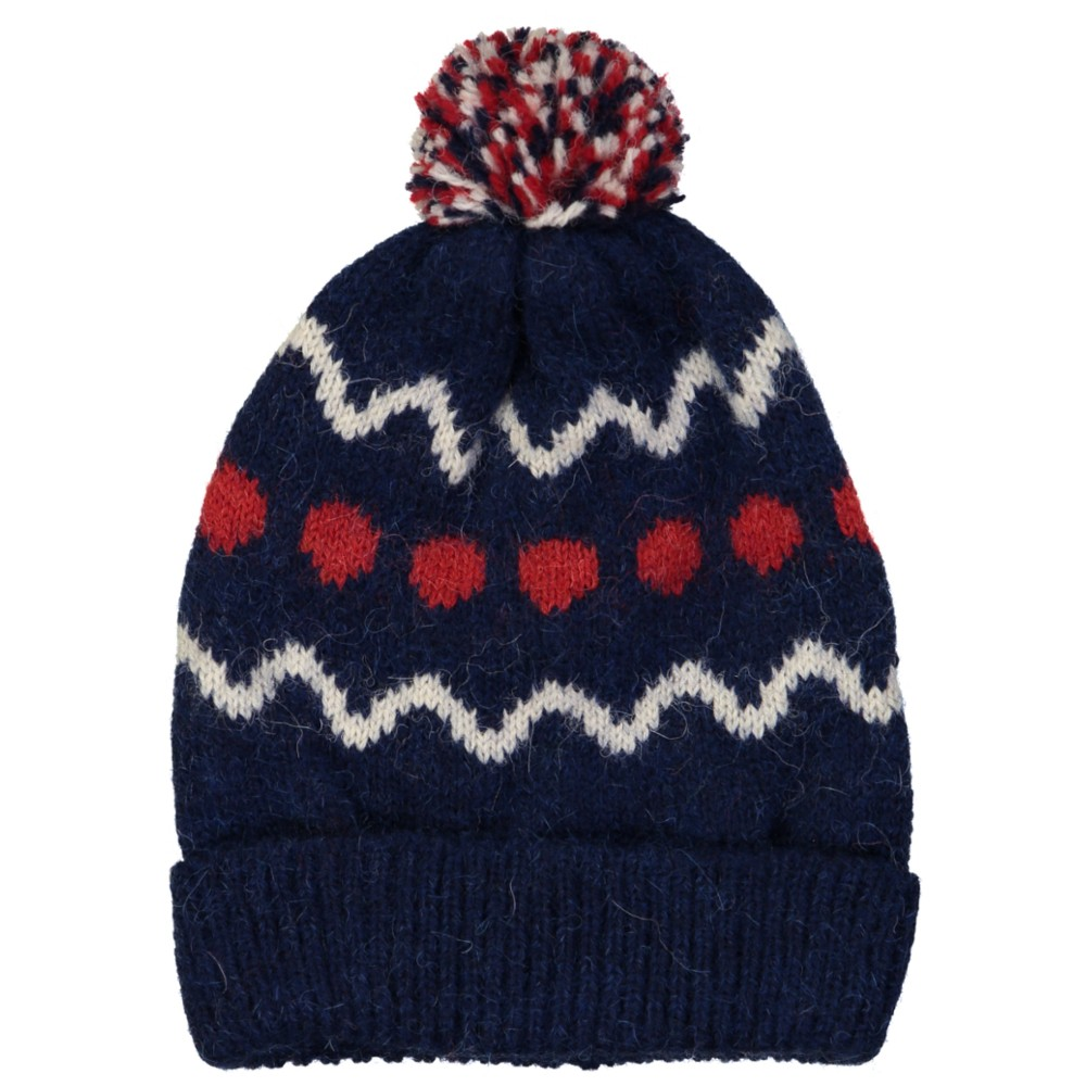 Pimousse hat blue