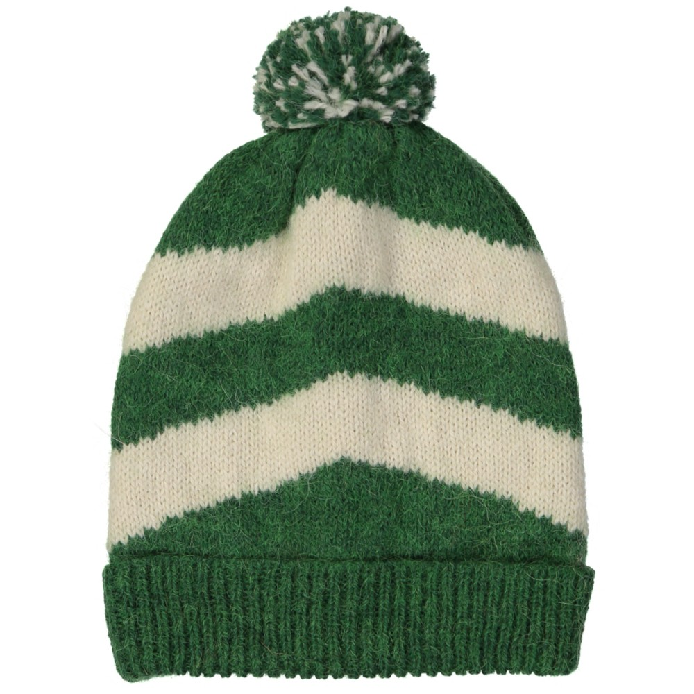 Pimousse hat green