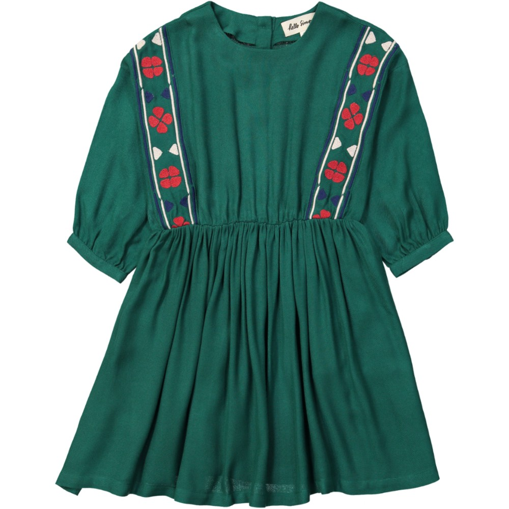 Thetis dress green