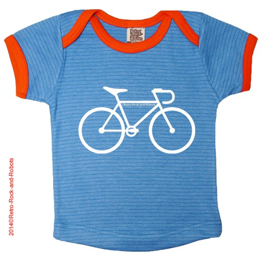 T shirt BICYCLE baby