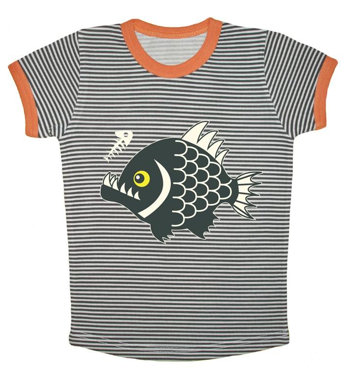 T-shirt Piranha