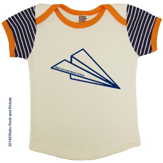 T shirt PAPERPLANE baby
