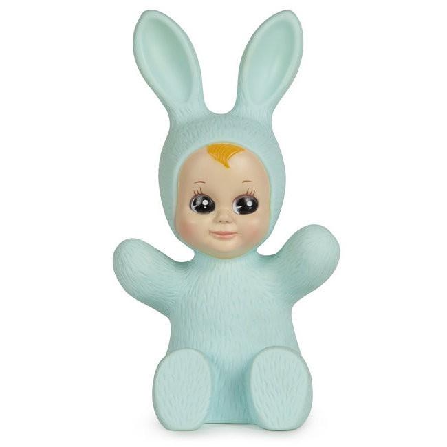 Bunny Baby Lamp Mint Green